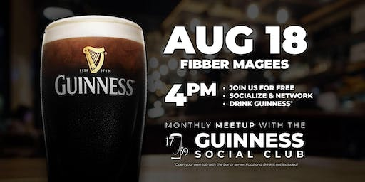 Monthly Meetup - Fibber Magees