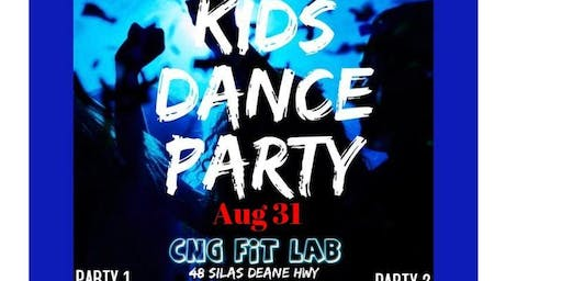 CT Allstars Present: Kids Party!