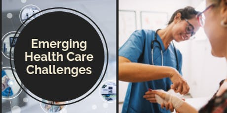 Emerging Health Care Challenges: Solutions and Funding Priorities tickets