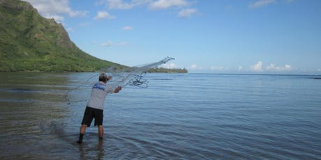 Juvenile fishes in Hawaii use estuaries (muliwai) as nursery grounds tickets