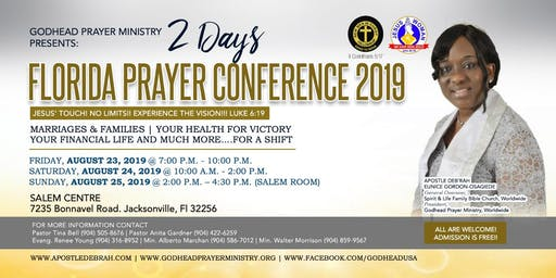 Florida Prayer Conference 2019