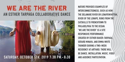 We Are the River, an Esther Tarpaga Collaborative Dance
