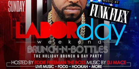 9.1 | LABOR DAY Wknd BRUNCH n BOTTLES @ SUGARLAND | Hosted by MTA Rocky tickets