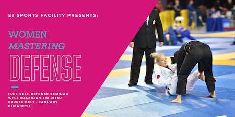 Women's Self Defense Seminar {FREE} tickets