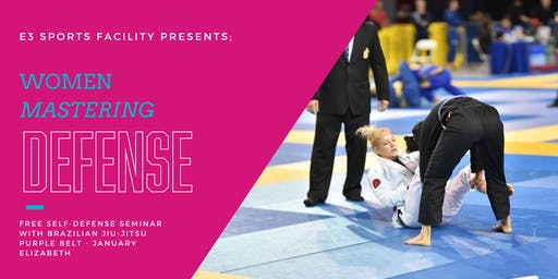 Women's Self Defense Seminar {FREE}
