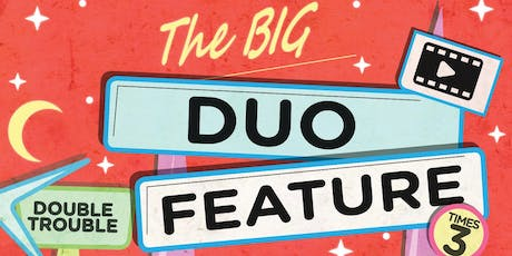 The BIG Improv Comedy Duo Feature tickets