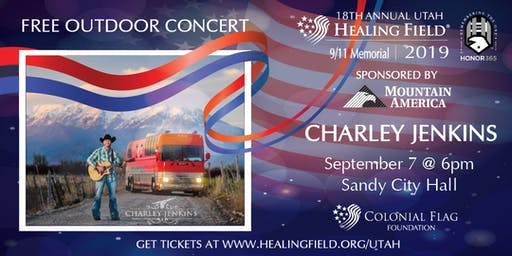 Colonial Flag Foundation Benefit Concert featuring