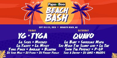 Papas Beach Bash 2019