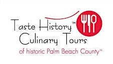 Taste History Culinary Tours logo