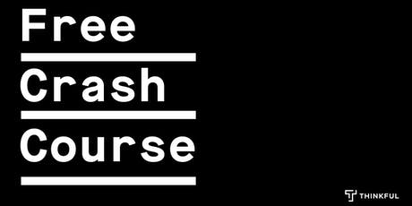 Free Crash Course | HTML & CSS tickets