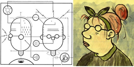 CANCELLED: Lynda Barry and Chris Ware: On Comics tickets