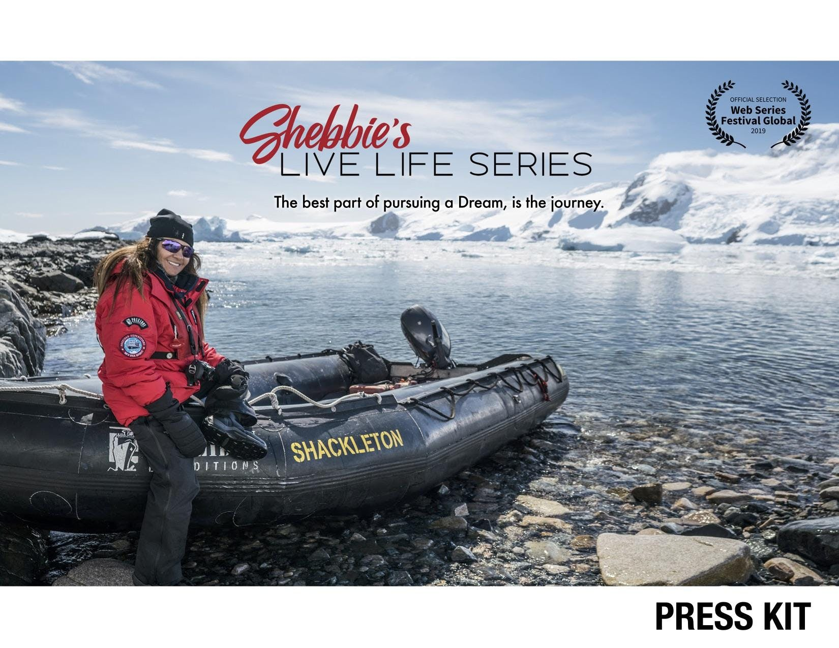 Shebbie's Live Life Series Premiere