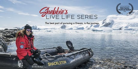 Shebbie's Live Life Series Premiere tickets