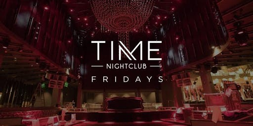 Till Dawn Group Presents: Time Friday Night's | NERVO