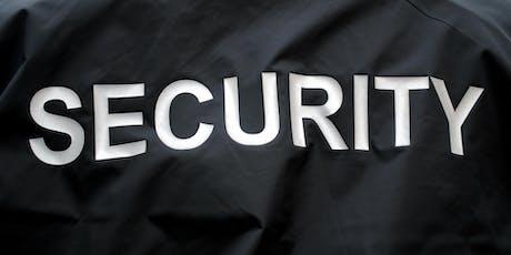 Securing a WordPress website tickets