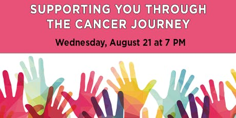 Supporting You Through the Cancer Journey tickets