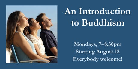 An Introduction to Buddhism tickets