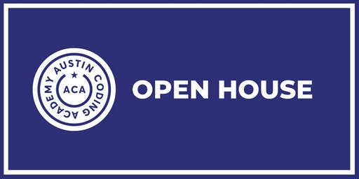 Austin Coding Academy | Open House | @ Highland | 8.28.19