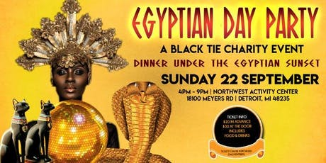 Dinner Under the Egyptian Sunset Charity Event tickets