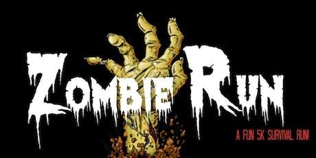 Crossfit Branson Zombie Survival Fun Run 5k tickets