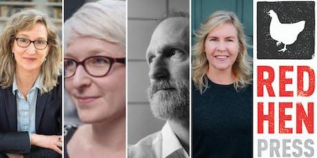 Red Hen Press: Rachel Cline, Raymond Luczak, Susan Straight & Elise Capron tickets
