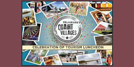 2019 Celebration of Tourism Luncheon tickets