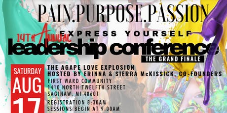 14th Annual Agape Love Explosion Leadership Conference tickets