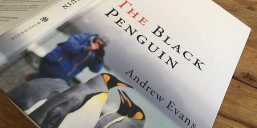 Andrew Evans and The Black Penguin