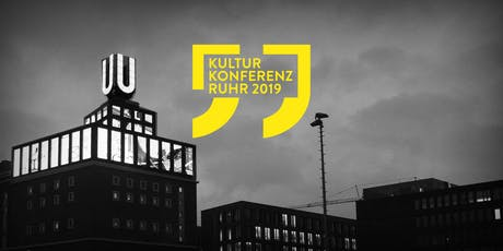 8. Kulturkonferenz Ruhr  Tickets