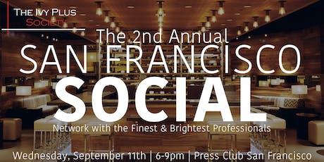 SF: 2nd Annual San Francisco Social tickets