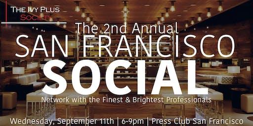 SF: 2nd Annual San Francisco Social