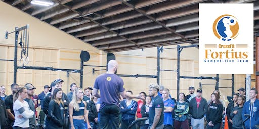 Fortius Competition Seminars: Day 1