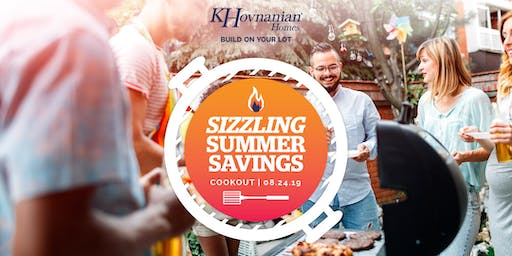 Bowling Green Sizzling Summer Savings Cookout