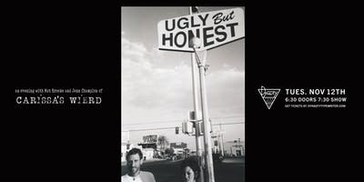 An evening with Carissa's Wierd founders Mat Brooke and Jenn Champion (Celebrating 20th anniversary of the album Ugly But Honest)