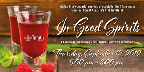 In Good Spirits: A Fundraiser benefiting The Hospice Promise Foundation tickets