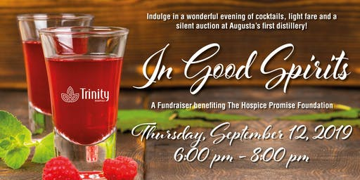 In Good Spirits: A Fundraiser benefiting The Hospice Promise Foundation