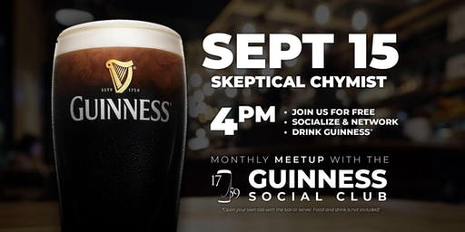 Monthly Meetup - Skeptical Chymist