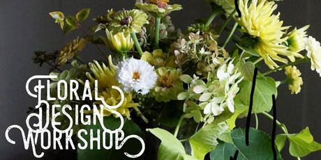 August Floral Design Workshop tickets