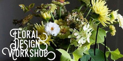 August Floral Design Workshop
