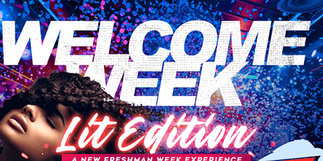 DMV FRESHMAN WEEK 2K19 tickets