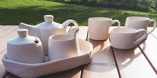 Pottery Level 2 - Tea Sets