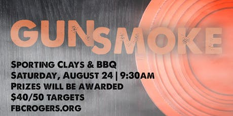 Gunsmoke Sporting Clays Shoot 2019 tickets