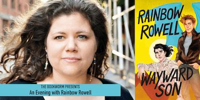 An Evening with Rainbow Rowell