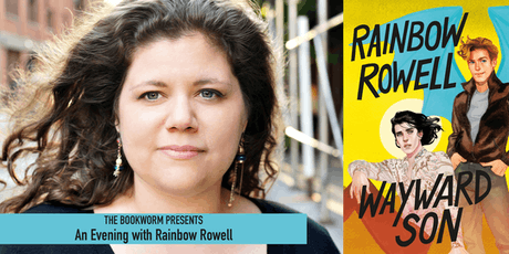 An Evening with Rainbow Rowell tickets