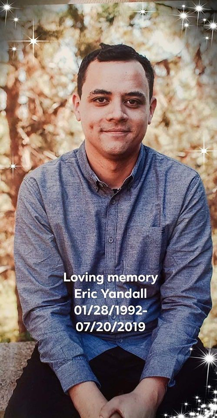 A NIGHT TO CELEBRATE THE LIFE OF ERIC YANDALL (OF HOTFIRE) image