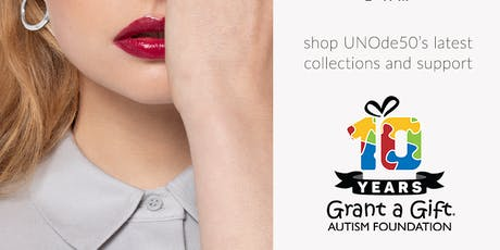 UNOde50 X Grant A Gift Autism Foundation tickets