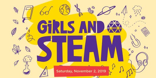 Girls and STEAM 2019