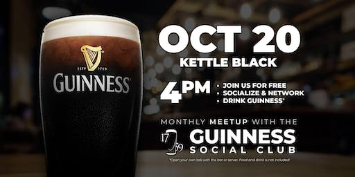 Monthly Meetup - Kettle Black