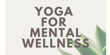 Yoga for Wellness tickets