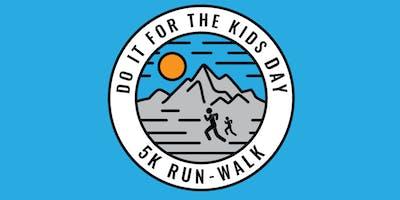 Do It For the Kids Day 5K Walk/Run